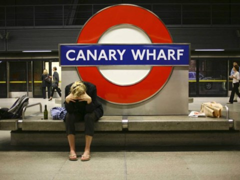 12 times travelling in London is the worst