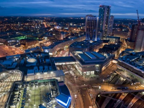 Birmingham is one of the top 10 cities to visit in the world