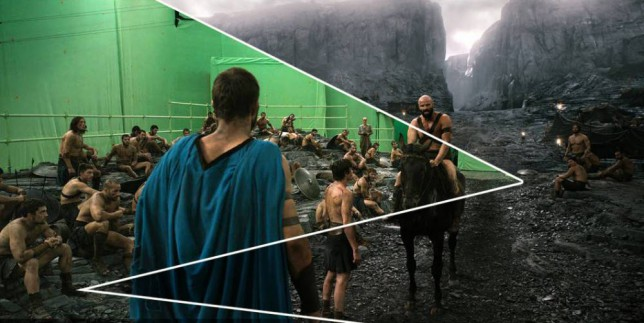 Take away the CGI and 300: Rise Of An Empire is just a bunch of blokes with no shirts on