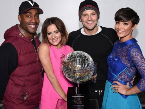 Frankie, Caroline, Simon or Mark? Who will be the winner of Strictly Come Dancing 2014?