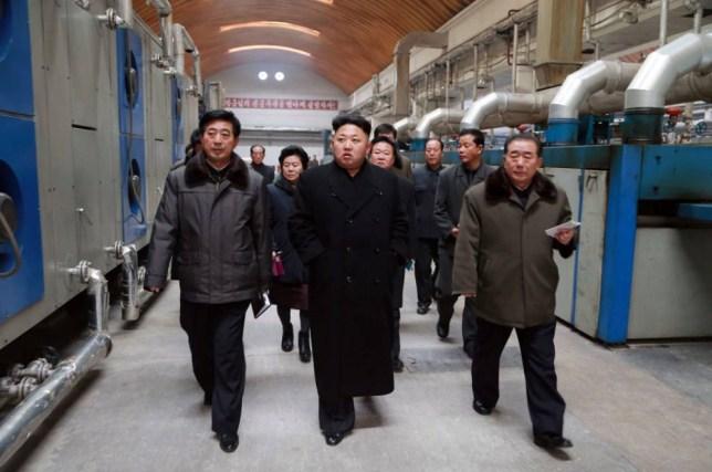 North Korea, internet