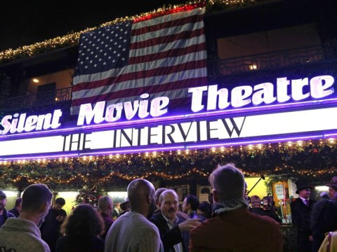 The Interview earns nearly $1million with Christmas day launch