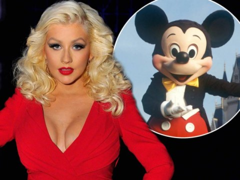 Disney shocker: Why did Christina Aguilera call Mickey Mouse an a******?