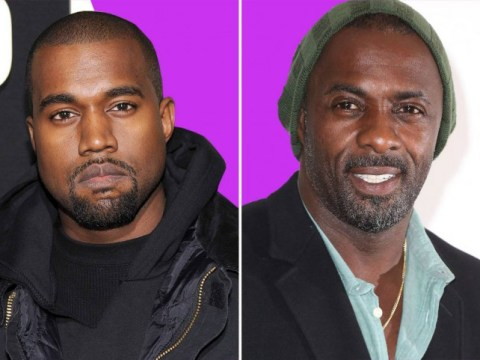 Kanye West and Idris Elba have got a bit of a 007 bromance going on. Who knew?!
