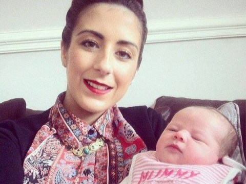 Anorexic teenager 'obsessed' with the 'Special K' diet turned her life around for her baby girl