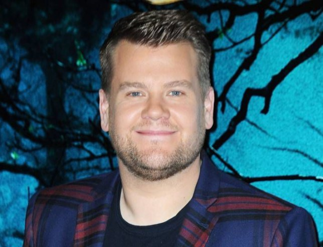 """James Corden attends a photocall for """"Into The Woods"""" at Corinthia Hotel London on December 12, 2014 in London, England. (Photo by Dave J Hogan/Getty Images)"""