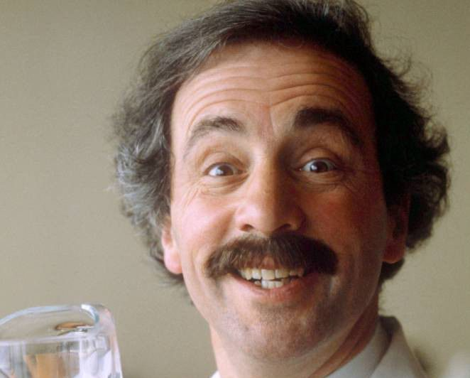 Mandatory Credit: Photo by Nick Rogers / Rex Features ( 84912d ) ANDREW SACHS AS MANUEL FAWLTY TOWERS - 1981