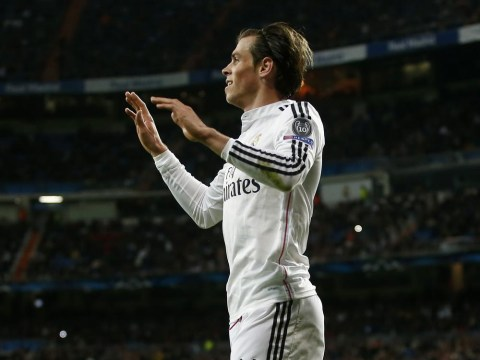 Real Madrid won't consider selling Gareth Bale to Manchester United at any price