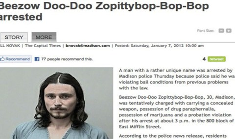 19 people with inappropriately hilarious names | Metro News