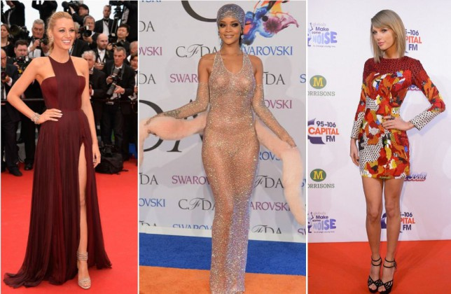 The 10 best dressed women of 2014, from Blake Lively to Rihanna