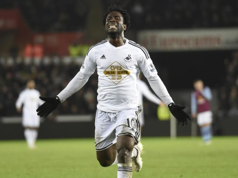 Chelsea and Manchester City scouts watch Liverpool transfer target Wilfried Bony