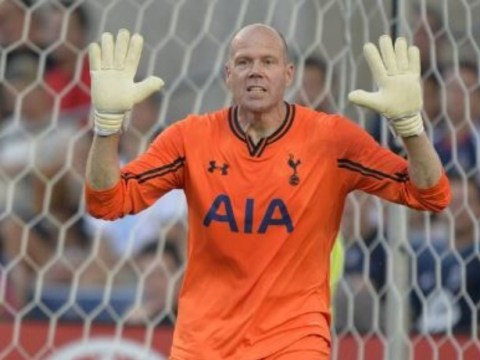 Tottenham's Brad Friedel hits back after Tim Howard accuses him of actively trying to block his move to Manchester United