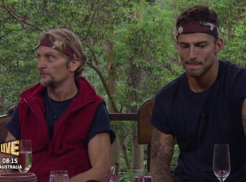 Carl Fogarty crowned I'm A Celebrity jungle king ahead of Jake Quickenden