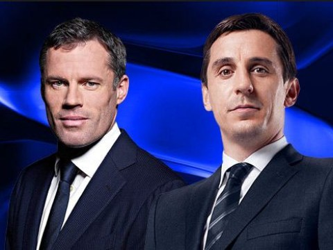 Jamie Carragher discusses Gary Neville's Valencia struggles and talks up MNF reunion