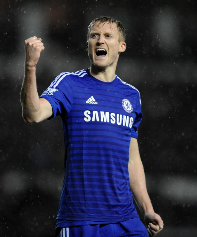 Andre Schurrle could be on his way out of Chelsea (Picture: AP)