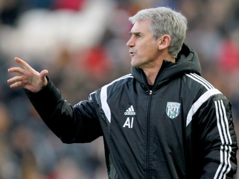 West Bromwich Albion must stick with Alan Irvine