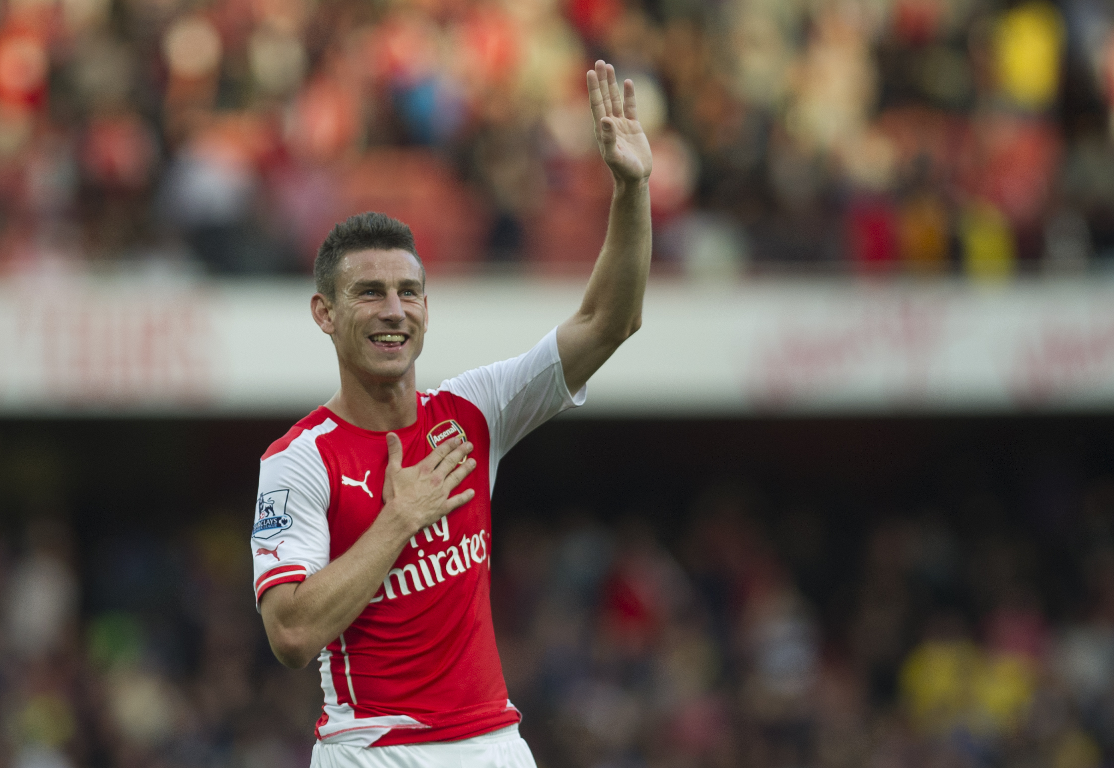 Forget Alexis Sanchez, Laurent Koscielny is Arsenal's most important player