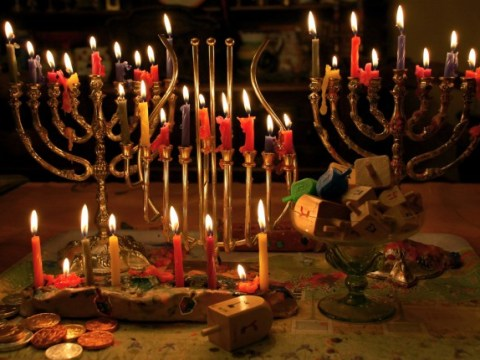 11 reasons why Channukah whoops Christmas's arse