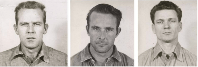 The three men were never found, following their 1962 escape. Picture:Reuters) The three men were never found, following their 1962 escape. Picture:(Reuters)