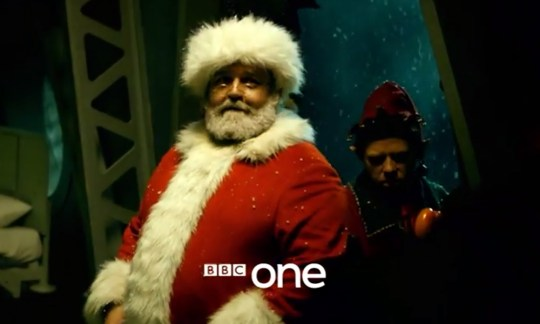 Doctor Who Last Christmas.Doctor Who Christmas Special 2014 Your Latest Glimpse Of