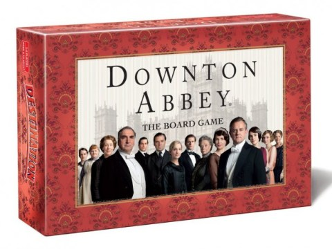 This Downton Abbey board game is your last-minute Christmas gift saviour