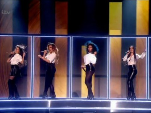 X Factor 2014: Fifth Harmony performance shows the UK who is Boss