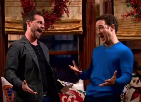 Cory and Shawn's reunion will bring a tear to the eyes of all Boy Meets World fans