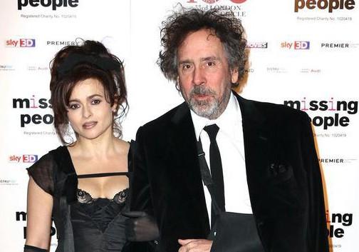 Helena Bonham Carter on her 'special relationship' with ex Tim Burton