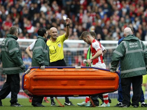 Five mind-blowing stats that prove Arsenal have an injury curse
