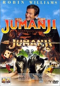 Jumanji film poster,
