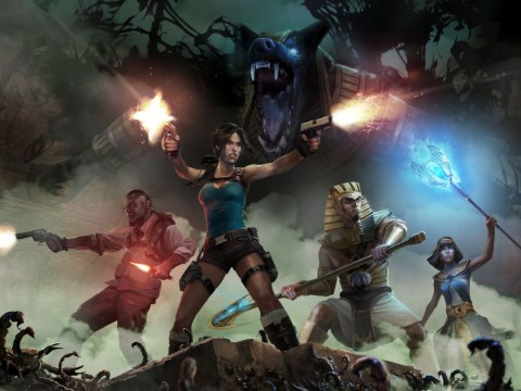 Lara Croft And The Temple Of Osiris review – tomb raiding with friends
