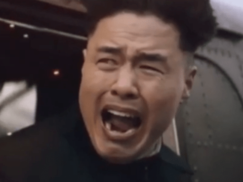 Watch Kim Jong-un's leaked death scene from The Interview