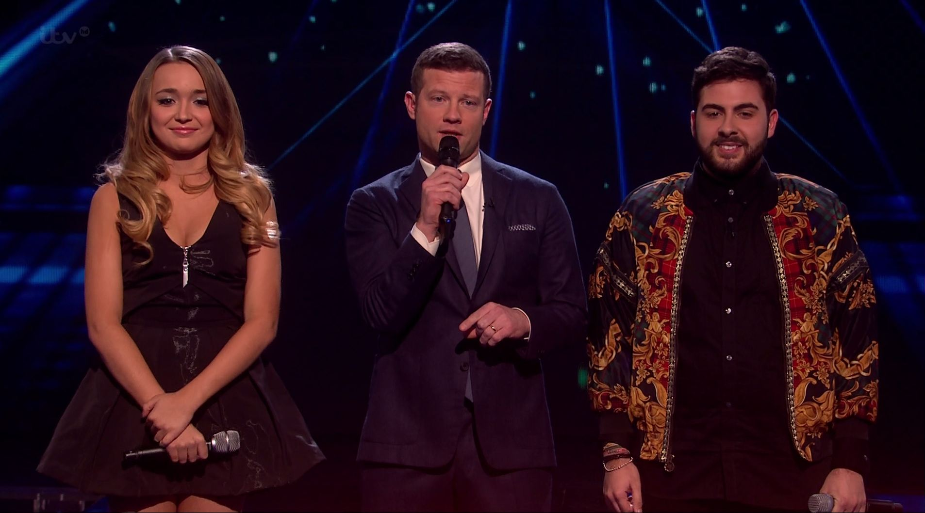 The X Factor 2014 Results: Who left tonight? Lauren Platt out but Andrea Faustini survives