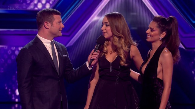 The X Factor 2014: Lauren Platt