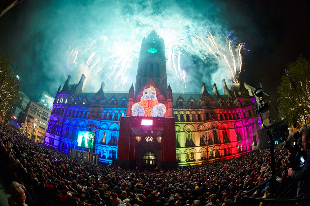 9 things to do in Manchester on New Year's Eve 2014, from street food to pantomime