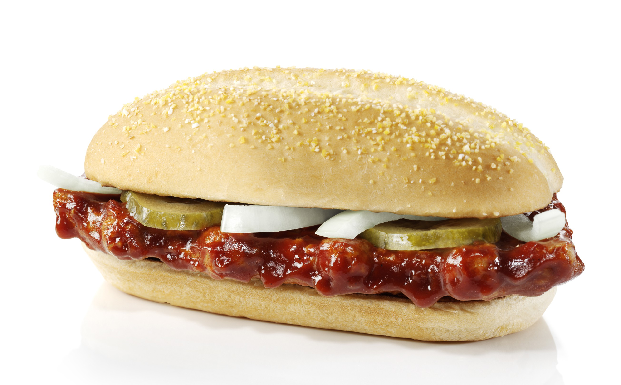 McDonald's McRib burger is back for five weeks only