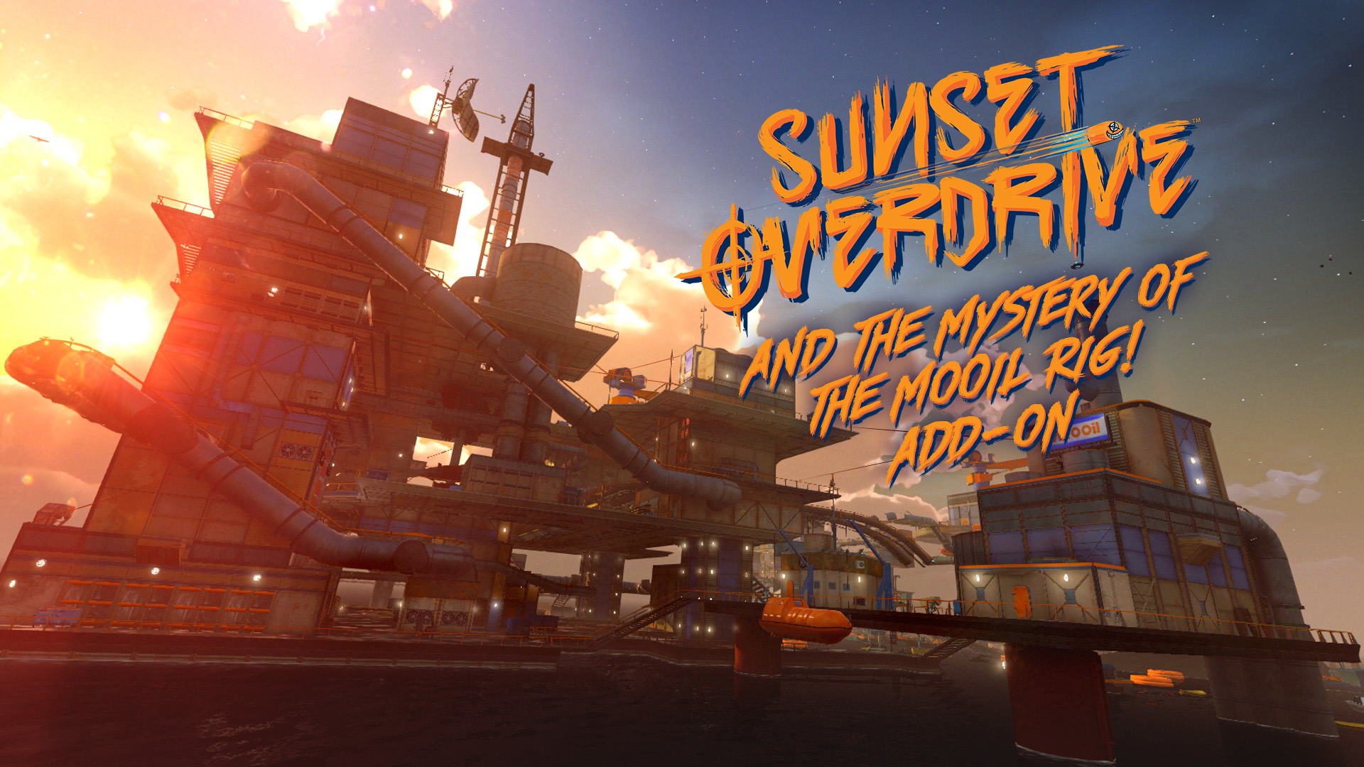 Sunset Overdrive and the Mystery of the Mooil Rig DLC review – oil in good faith