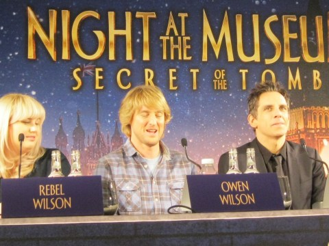 7 things we learned about Night at the Museum: Secret of the Tomb