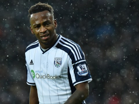 Tony Pulis refuses to rule out selling Saido Berahino before transfer deadline