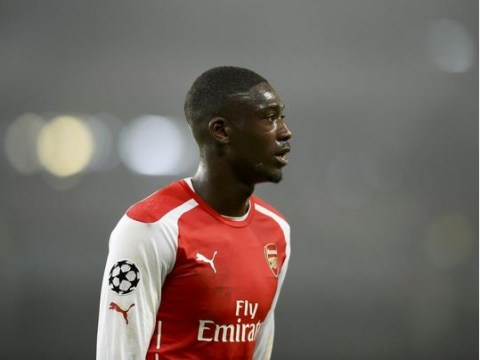 Arsenal striker Yaya Sanogo poised to make loan transfer to Crystal Palace in January