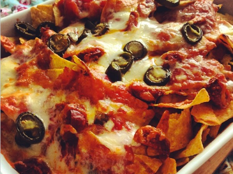 15 ridiculously naughty and delicious ways to serve nachos