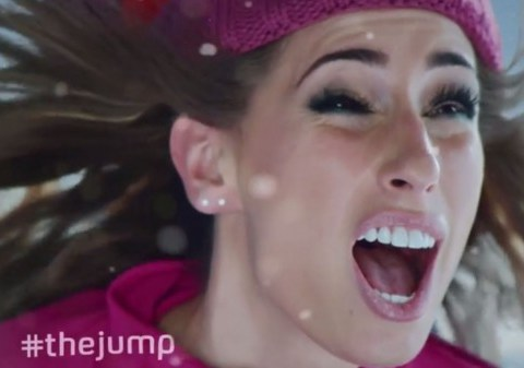 First look at Stacey Solomon, Joey Essex and Mike Tindall in The Jump 2015 as Channel 4 release teaser trailers
