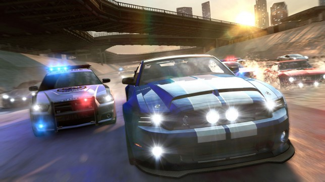The Crew (PS4) - open world racing