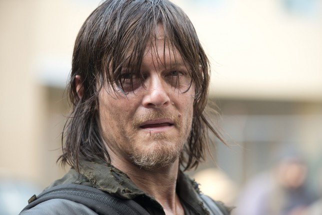 Did Norman Reedus just reveal a HUGE Walking Dead spoiler?
