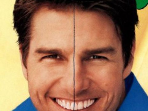 Once you've seen Tom Cruise's mono-tooth you will never look at him the same way again