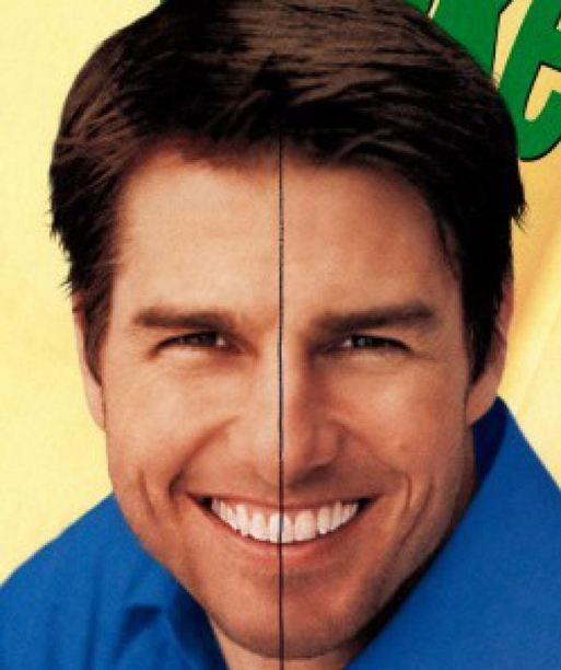 Once you've seen Tom Cruise's mono-tooth you will never ...