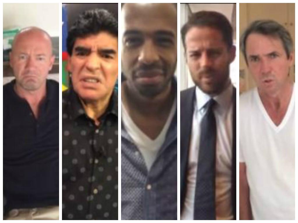 Gary Lineker enlists help of A-list stars to produce awsome best man video