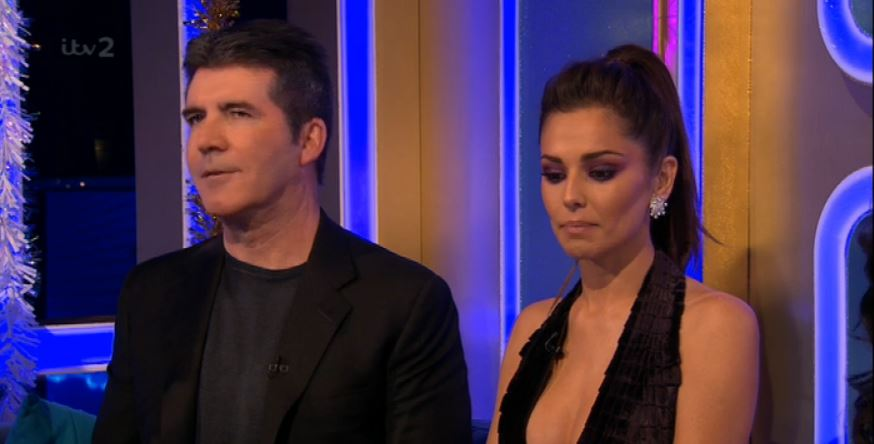X Factor 2014: Cheryl Fernandez Versini accuses Simon Cowell of using voting 'tactics'