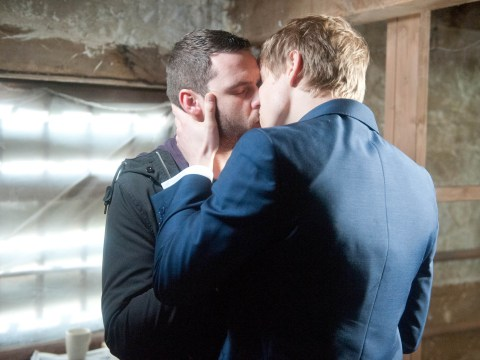 Emmerdale fans blast storyline twist which sees Aaron Livesy reject Robert Sugden with Twitter campaign