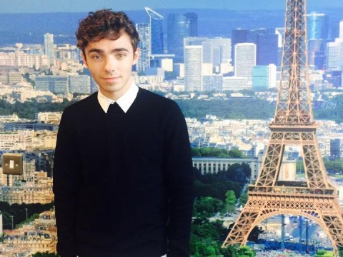 EXCLUSIVE: Nathan Sykes on why he feels 'younger' having gone solo from The Wanted